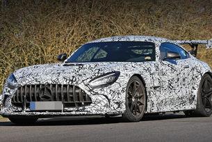Mercedes-AMG GT Black Series по-мощен от R