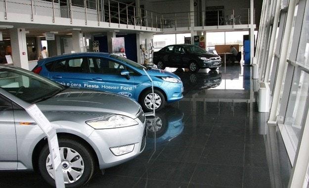 """""""Без докосване"""" е изцяло нова услуга на Ford"""