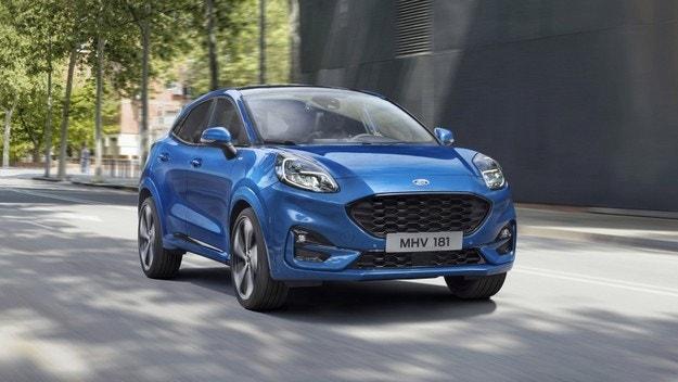 M-Sport ще замени Ford Fiesta с Puma