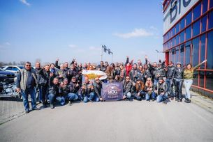 Клубът Harley-Davidson –H.O.G.направи дарение