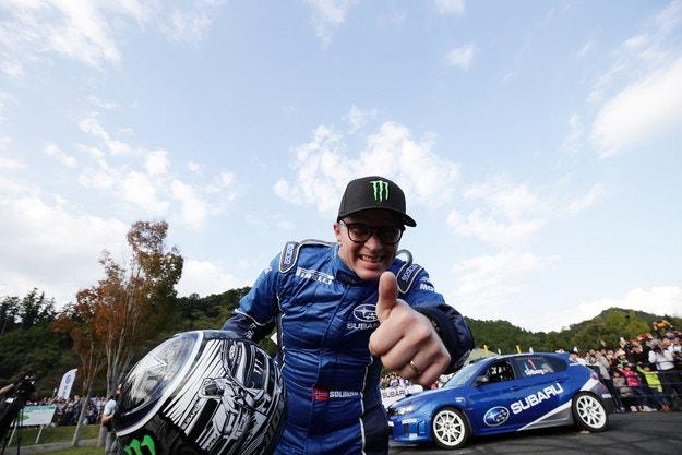 Солберг подготвя отбор за WRC