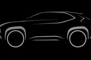 Първи подробности за малкия кросоувър Toyota