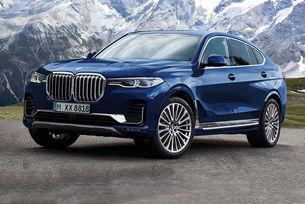 BMW планира върхово SUV-Coupé с означение Х8