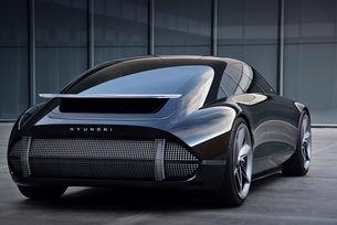 Серийният Hyundai Prophecy сменя електрическия Ioniq