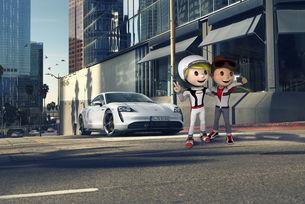 Porsche 4Kids специално за децата у дома