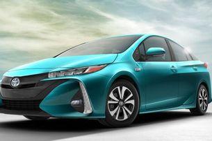 Нов рекорд: Toyota продаде 15 млн. хибрида