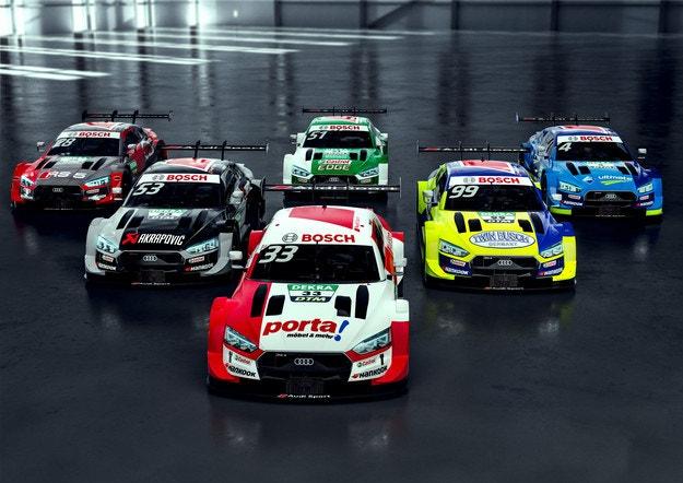 И Audi напуска DTM