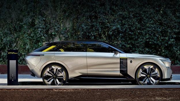 Електрически кросоувър Renault дебютира през есента