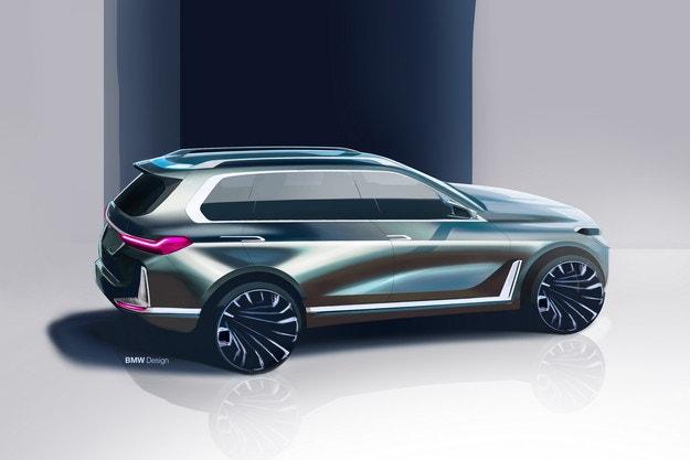 BMW X8 ще бъде най-мощният автомобил на марката