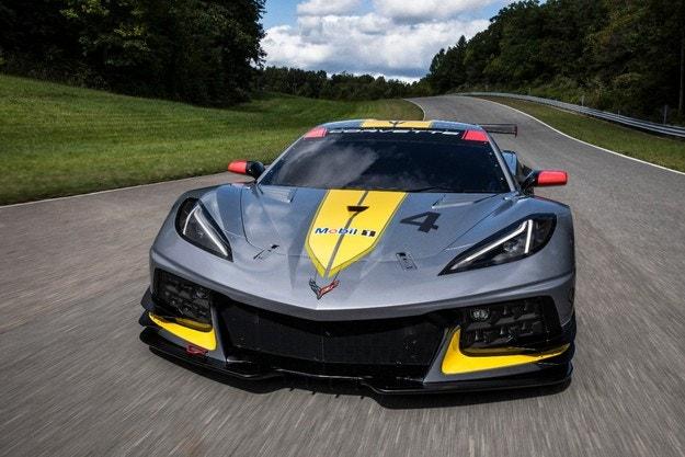 Corvette няма да участва в Льо Ман