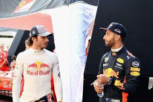 Ferrari потвърди Сайнц, McLaren – Рикардо