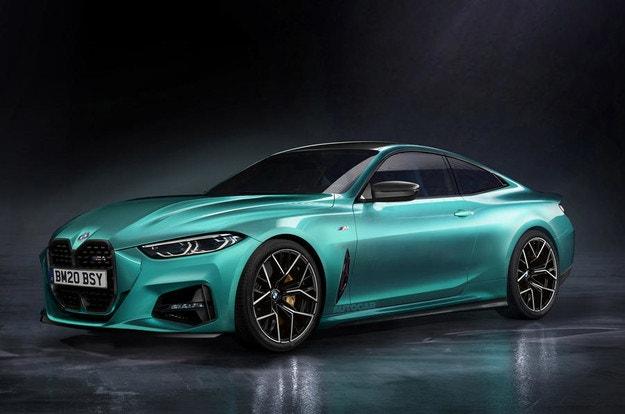BMW i4 ще бъде по-мощно от BMW M4