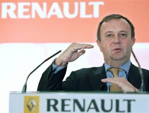 Renault се отказа от прогнозите за пазарен ръст