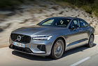 Volvo ограничава скоростта до 180 км/ч