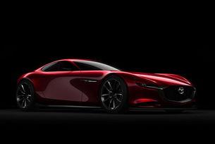 Показаха на видео виртуалния спортен автомобил Mazda