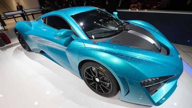 Автосалонът в Женева не по-рано от 2022 г.