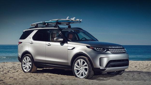 Land Rover Discovery ще има повече хибридни версии