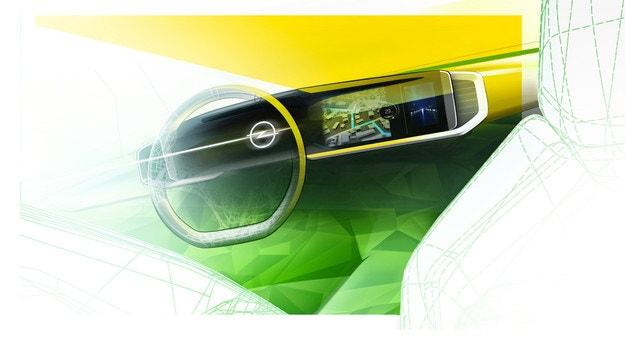 Интериорът на бъдещето в новия Opel Мokka