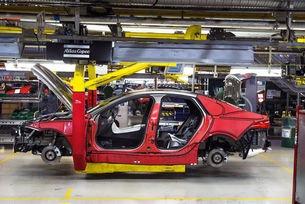 Заводът на JLR в Браумич ще остане затворен до 10 август