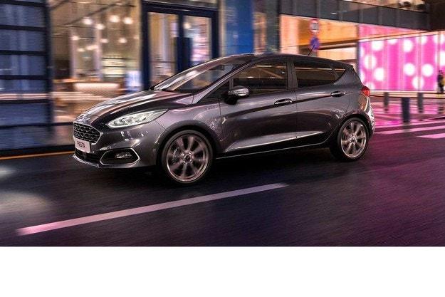 Ford Fiesta и Focus с 48-волтова мрежа