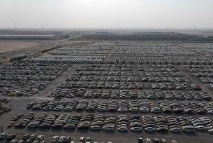 В Дубай откриха огромен паркинг със суперавтомобили