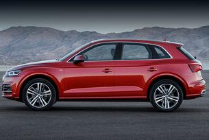 Audi Q5 ще има купеобразен Q5 Sportback