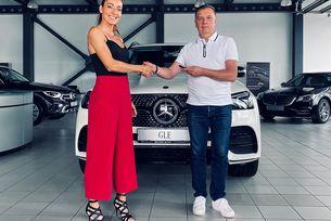 Ивет Лалова и Mercedes-Benz по пътя към Токио 2021