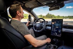 Електрическият Mustang - първият автономен Ford