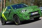 Opel показа новия кросоувър Mokka на видео
