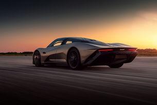 McLaren регистрира името Saber за нов модел