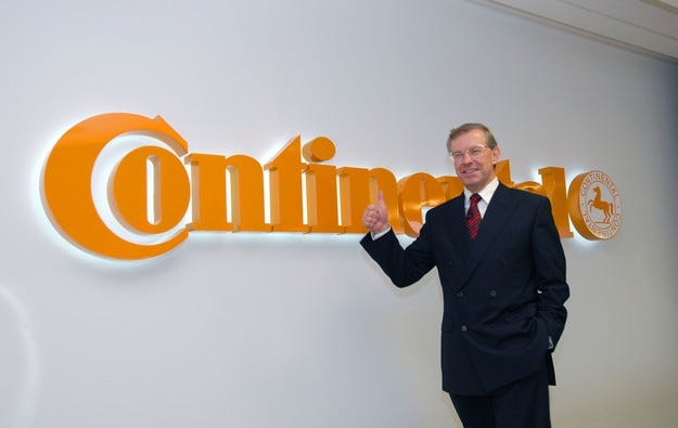 Continental отхвърли офертата на Schaeffler