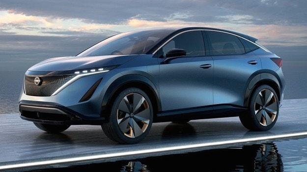 Новият Nissan Ariya ще се продава по целия свят