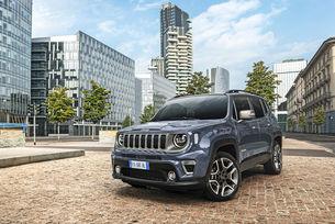 Jeep Renegade 4xe и Compass 4xe вече на пазара
