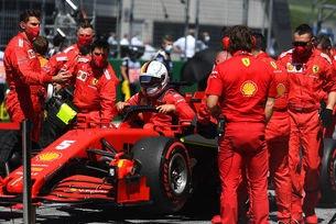 Ferrari бърза с ъпдейтите