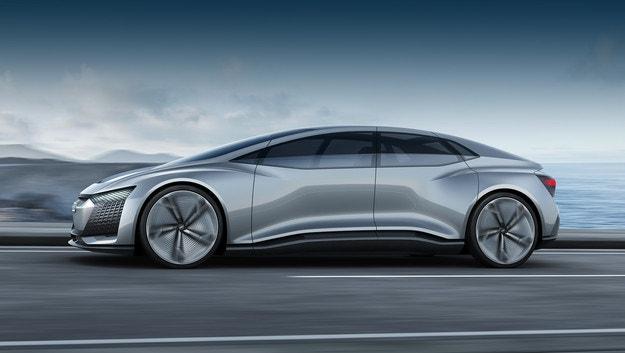 Audi A9 e-tron ще изчака до 2024 година