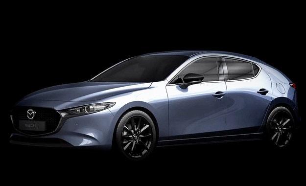Mazda 3 получава турбо двигател 2,5 и двойно предаване