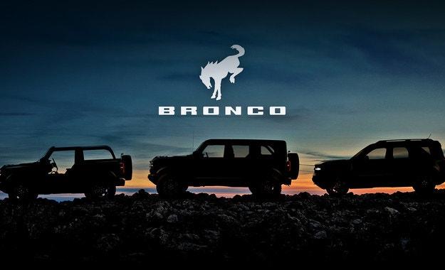 Bronco поставя началото на собствено семейство
