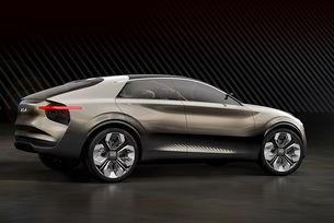 Kia CV ще бъде събрат на хечбека Hyundai 45