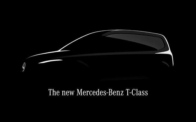 Mercedes-Benz анонсира нов компактен ван