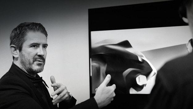 Дизайнерът Жил Видал отива в Groupe Renault