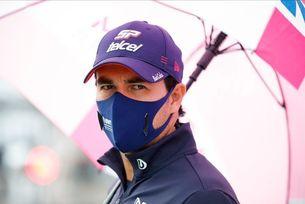 Перес пропуска Гран при на Великобритания заради COVID-19
