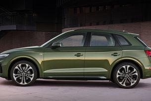 Audi Q5 ще има купе модификация на Q5