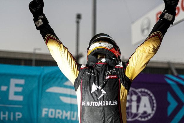 Да Коща е новият шампион във Формула Е