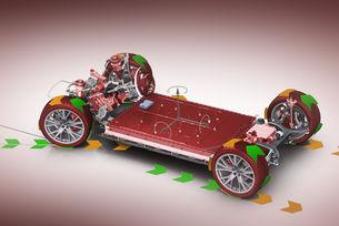 Audi разработва по-мощен блок за управление