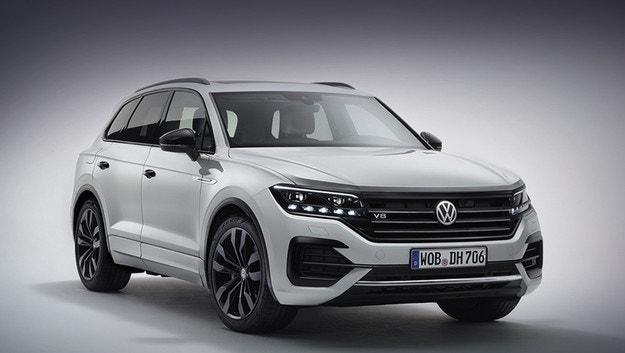 VW Touareg Last Edition се сбогува с дизеловия V8