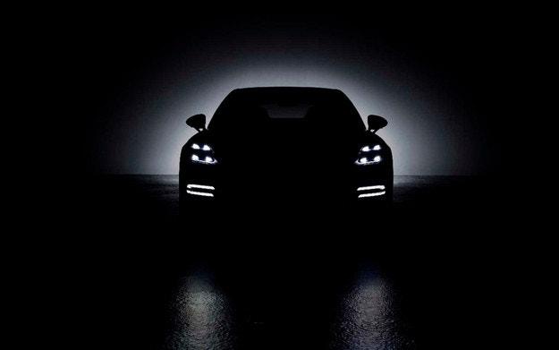 Porsche обяви премиерата на обновения Panamera