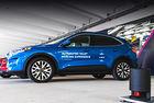 Ford откри автоматично паркиране в Детройт