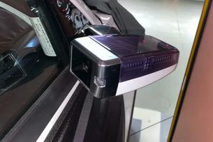 Кросоувър Hyundai с камери вместо външни огледала