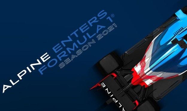 Renault ще ребрандира отбора си на Alpine догодина