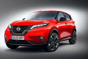 Отложиха производството на новия Nissan Qashqai